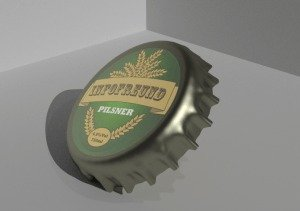 bottle-cap-model-result-texture