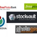 TOP 5 Links where you can find freeimages