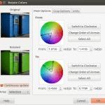 Tutorial Gimp: How to replace a color