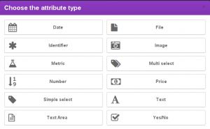 akeneo-produkte-choose-attribute-type